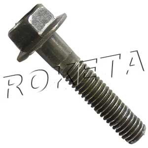 PART 59: MC-04 HEX FLANGE BOLT M6x30
