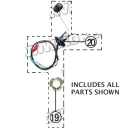 PART 32: MC-07 FUEL SENSOR ASSEMBLY