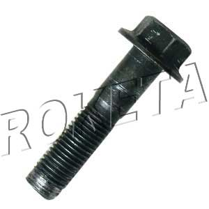 PART 09: MC-07 HEX FLANGE BOLT, HANDLE BAR