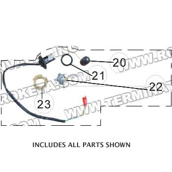 PART 27: MC-08 FUEL SENSOR ASSEMBLY