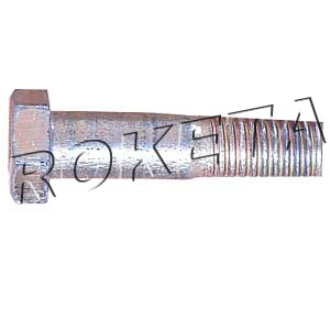 PART 01: MC-10 HEX FLANGE BOLT, LOWER SHOCK