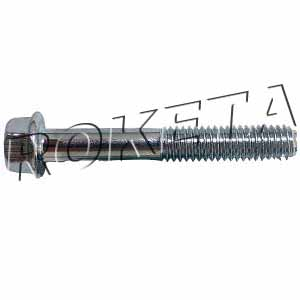 PART 13: MC-11 HEX FLANGE BOLT M6x40