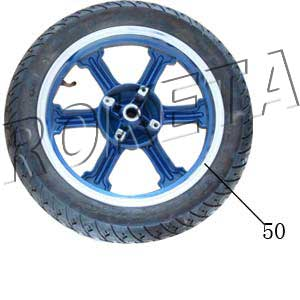 PART 50: MC-12 REAR RIM