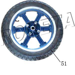 PART 51: MC-12 REAR TIRE