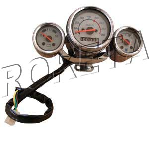 PART 01: MC-16-150 SPEEDOMETER