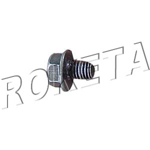 PART 02: MC-16 HEX FLANGE BOLT M6x8
