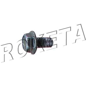 PART 21: MC-16 HEX FLANGE BOLT M6x12