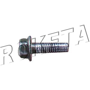 PART 50: MC-16 HEX FLANGE BOLT M6x20