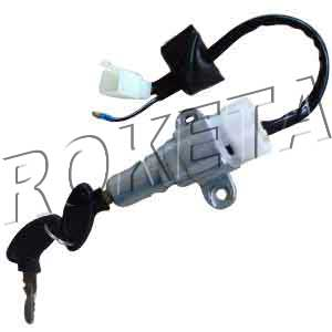 PART 06-1: MC-16-50 IGNITION SWITCH w/ KEYS