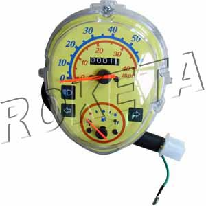 PART 07: MC-16-50 SPEEDOMETER