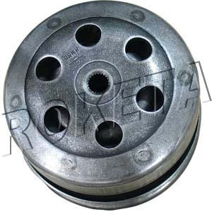 PART 08-4: MC-16-50 DRIVE WHEEL ASSEMBLY