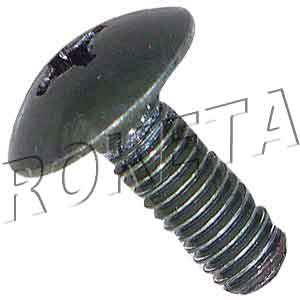 PART 02: MC-20 CRISSCROSS BALL-SHAPE-HEAD BOLT