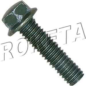 PART 13: MC-20 HEX FLANGE BOLT