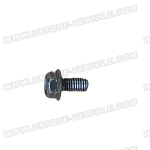 PART 02: MC-27 HEX FLANGE BOLT M6x12