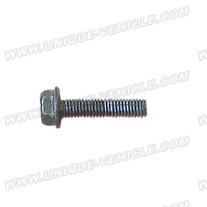 PART 19: MC-27 HEX FLANGE BOLT M6x28