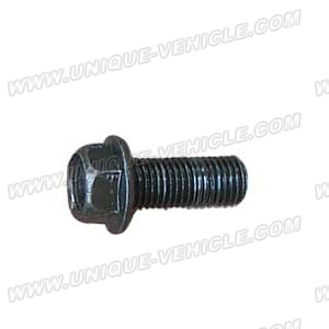 PART 21: MC-27 HEX FLANGE BOLT M10x25