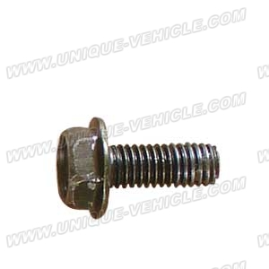 PART 04: MC-27 HEX FLANGE BOLT M6x15