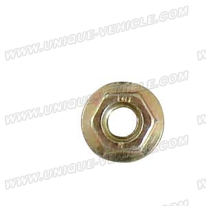 PART 14: MC-27 HEX FLANGE NUT M6