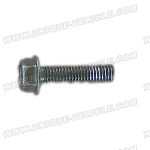 PART 18: MC-27 HEX FLANGE BOLT M6x25