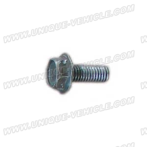 PART 48: MC-27 HEX FLANGE BOLT M6x16