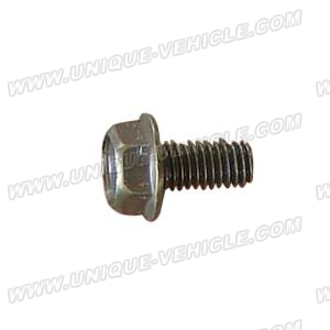 PART 24: MC-27 HEX FLANGE BOLT M6x12