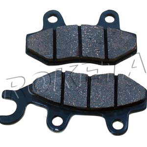 PART 06-4: MC-51 BRAKE PADS, FRONT HYDRAULIC PRESSURE BRAKE
