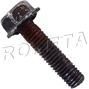 PART 24: MC-54-250 HEX FLANGE BOLT M6x25