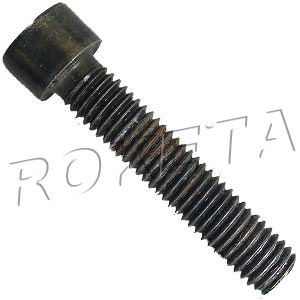 PART 09: MC-54-250 INNER-HEX BOLT M8x40