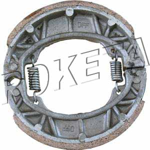 PART 14: MC-56 REAR BRAKE SHOES