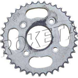 PART 20: MC-56 REAR SPROCKET