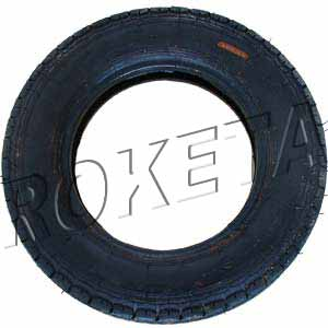 PART 26: MC-56 REAR TIRE 4.50-12