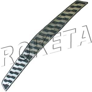 PART 24: MC-68A-150 LEFT FOOTREST PAD