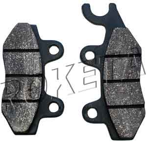 PART 08-4: MC-68A-250 FRONT BRAKE PADS