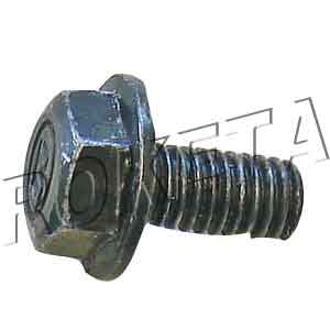 PART 09: MC-68A HEX FLANGE BOLT