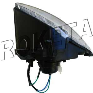PART 01-1: MC-68A-250 RIGHT FRONT LIGHT