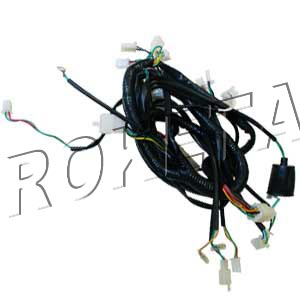 PART 11: MC-68A-250 WIRING HARNESS