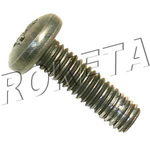 PART 13: MC-68A CROSS RECESS PAN HEAD BOLT