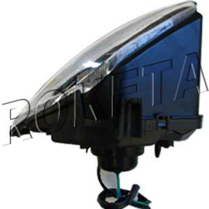 PART 23-1: MC-68A-250 LEFT FRONT LIGHT