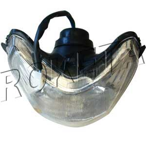 PART 02-1: MC-70 HEADLIGHT