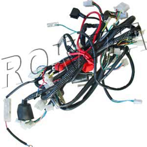 PART 15: MC-70 WIRING HARNESS