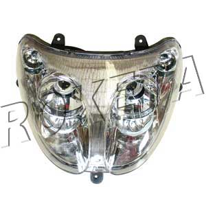 PART 01-1: MC-71 HEADLIGHT