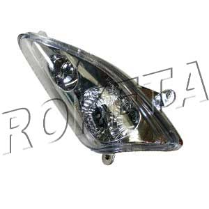 PART 02-1: MC-71 LEFT FRONT TURN SIGNAL