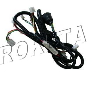 PART 16: MC-71 WIRING HARNESS