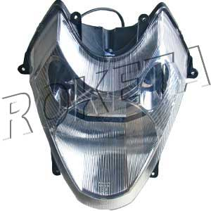 PART 01-1: MC-74 HEADLIGHT