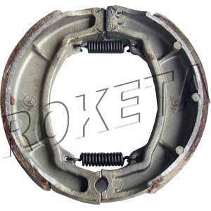 PART 18: MC-75 REAR BRAKE SHOES