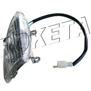 PART 01-1: MC-75 RIGHT FRONT TURN SIGNAL
