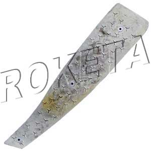 PART 22: MC-79-150 LEFT FOOTREST PAD