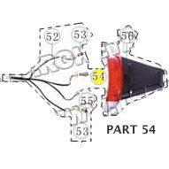 PART 54: MC-03 BRAKE LIGHT BULB 12V21W