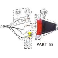 PART 55: MC-03 LICENSE LIGHT BULB 12V5W