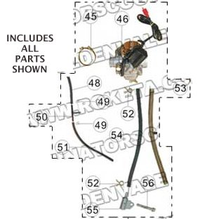 PART 72: MC-13-150 CARBURETOR